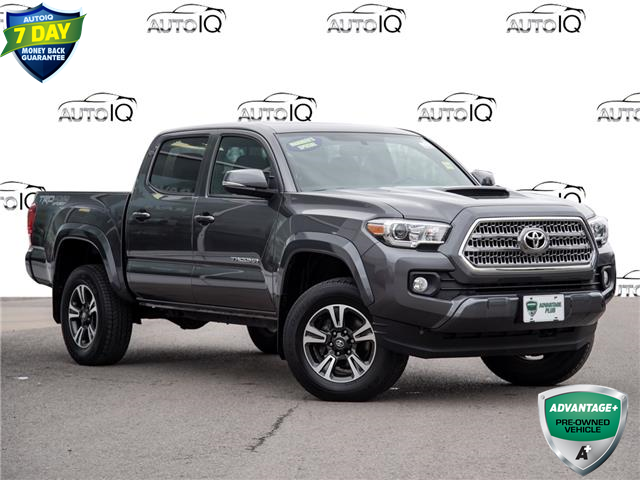 2017 Toyota Tacoma TRD Sport (Stk: 3990XX) in Welland - Image 1 of 24
