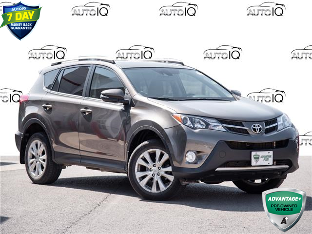2015 Toyota RAV4 Limited (Stk: 3996X) in Welland - Image 1 of 23