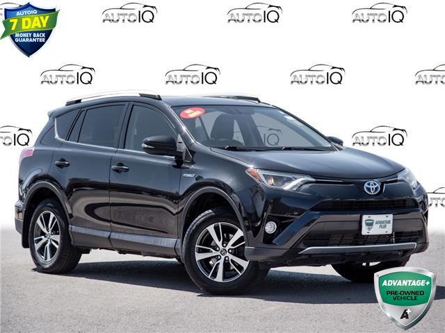 2016 Toyota RAV4 Hybrid XLE (Stk: 7331AXX) in Welland - Image 1 of 21