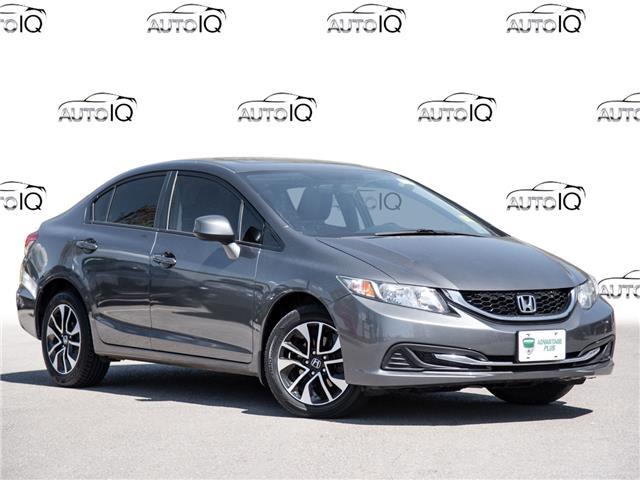 2013 Honda Civic EX (Stk: 7480BXX) in Welland - Image 1 of 21