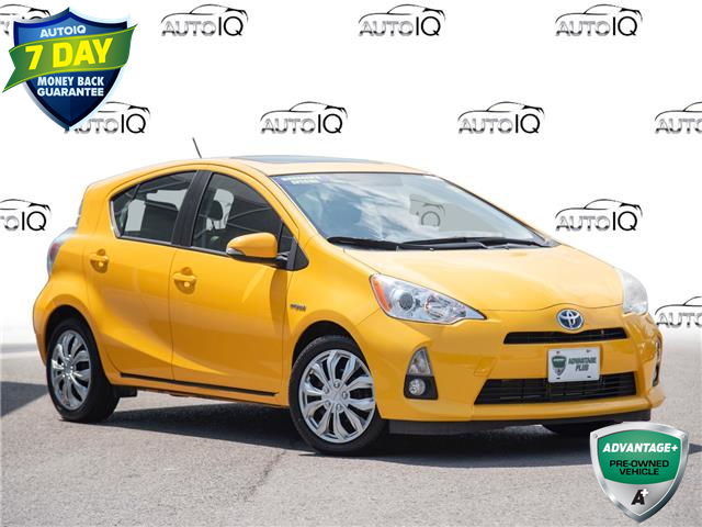 2014 Toyota Prius C Technology (Stk: 3977X) in Welland - Image 1 of 22