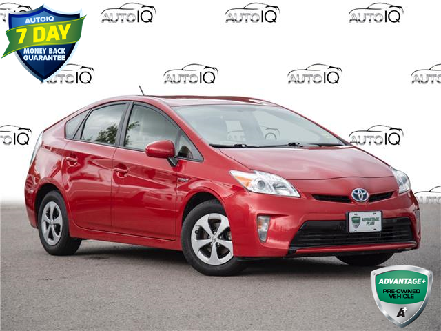 2015 Toyota Prius Base (Stk: 7648BX) in Welland - Image 1 of 20
