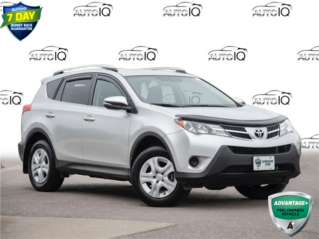 2015 Toyota RAV4 LE (Stk: 7460A) in Welland - Image 1 of 23