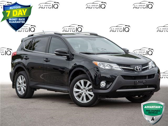 2013 Toyota RAV4 Limited (Stk: 7762A) in Welland - Image 1 of 24
