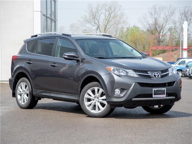 2015 Toyota RAV4 Limited (Stk: L7104AX) in Welland - Image 1 of 23