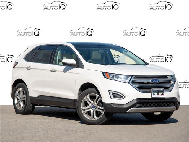 2015 Ford Edge Titanium (Stk: 7198A) in Welland - Image 1 of 22