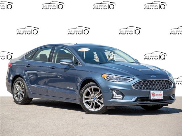 2019 Ford Fusion Hybrid Titanium (Stk: 3797RX) in Welland - Image 1 of 22