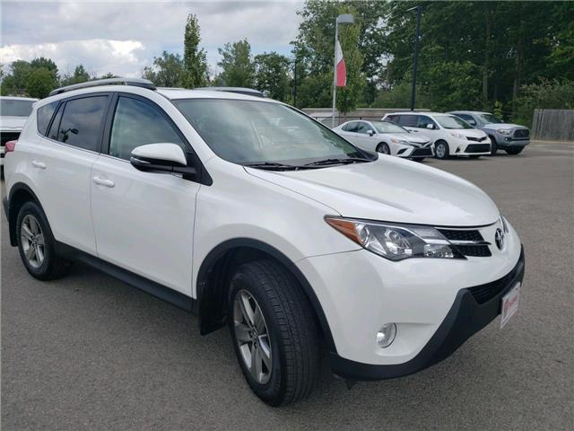 2015 Toyota RAV4 XLE (Stk: 3818) in Welland - Image 1 of 14