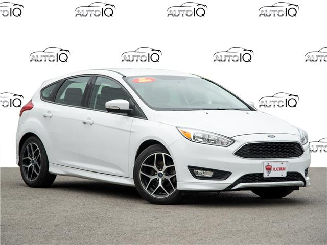 2018 Ford Focus SE (Stk: 7107A) in Welland - Image 1 of 24