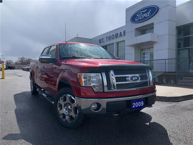2009 Ford F-150 Lariat (Stk: S0061B) in St. Thomas - Image 1 of 28