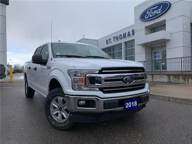 2018 Ford F-150 XLT (Stk: T0209A) in St. Thomas - Image 1 of 24