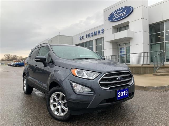 2019 Ford EcoSport SE (Stk: S0197A) in St. Thomas - Image 1 of 27