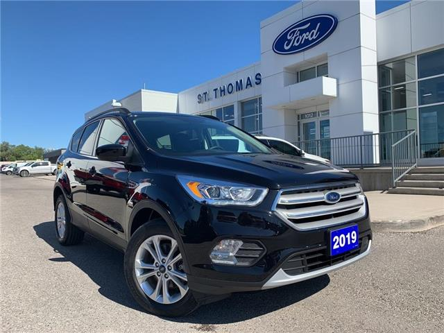 2019 Ford Escape SEL (Stk: P6944A) in St. Thomas - Image 1 of 26