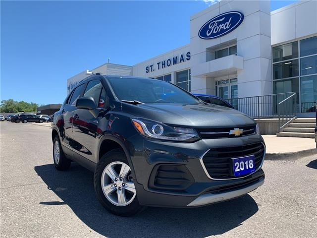 2018 Chevrolet Trax LT (Stk: P6940A) in St. Thomas - Image 1 of 26