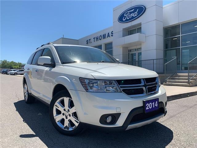 2014 Dodge Journey R/T (Stk: T0289A) in St. Thomas - Image 1 of 25