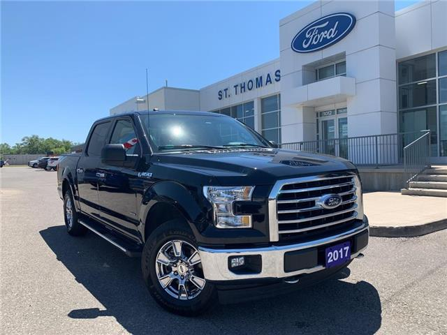 2017 Ford F-150 XLT (Stk: P6924A) in St. Thomas - Image 1 of 24