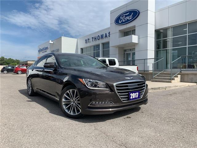 2017 Genesis G80 3.8 Technology (Stk: S0048A) in St. Thomas - Image 1 of 30