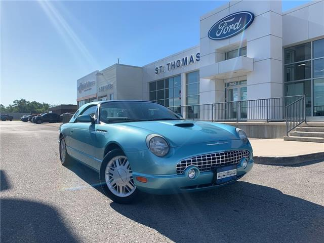 2002 Ford Thunderbird Standard (Stk: P6958A) in St. Thomas - Image 1 of 22