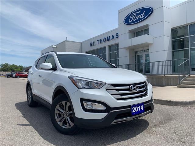 2014 Hyundai Santa Fe Sport 2.4 Premium (Stk: S0011A) in St. Thomas - Image 1 of 23