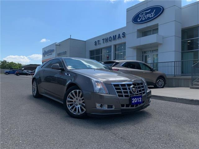 2012 Cadillac CTS Base (Stk: T0293B) in St. Thomas - Image 1 of 27
