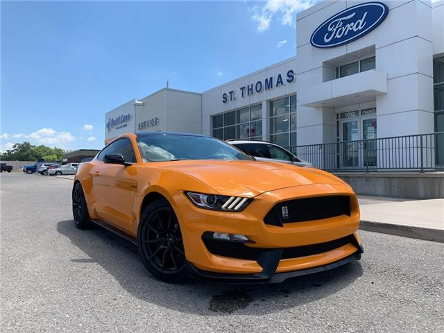 2018 Ford Shelby GT350 Base (Stk: P6874A) in St. Thomas - Image 1 of 27