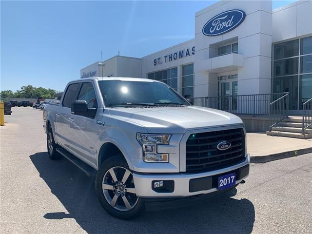 2017 Ford F-150 XLT (Stk: T0336A) in St. Thomas - Image 1 of 27