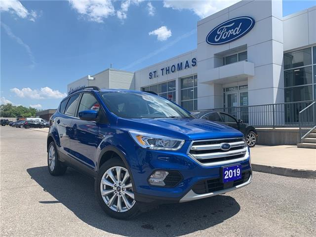 2019 Ford Escape SEL (Stk: P6967A) in St. Thomas - Image 1 of 27