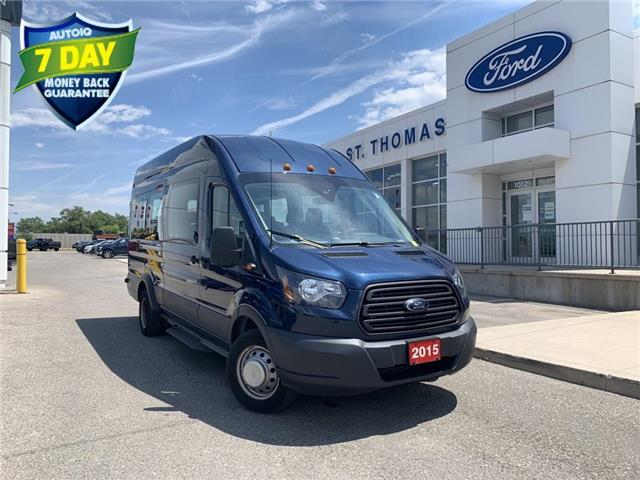 2015 Ford Transit-350 XL (Stk: P6957A) in St. Thomas - Image 1 of 22