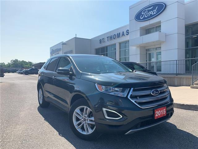 2015 Ford Edge SEL (Stk: S0323A) in St. Thomas - Image 1 of 26