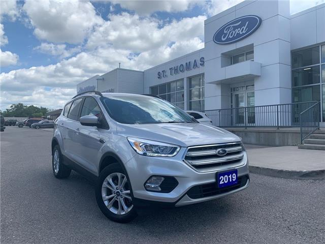 2019 Ford Escape SEL (Stk: P6943A) in St. Thomas - Image 1 of 26