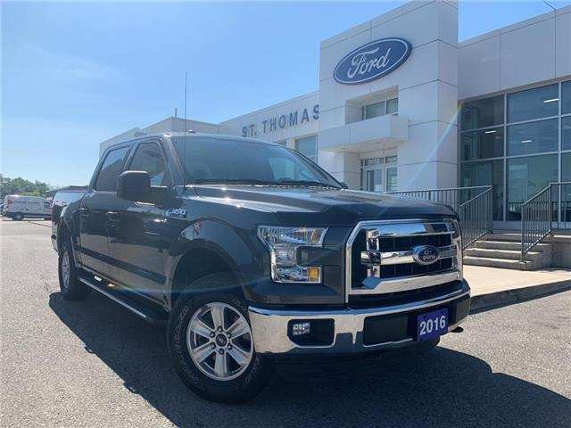 2016 Ford F-150 XLT (Stk: T0269A) in St. Thomas - Image 1 of 23