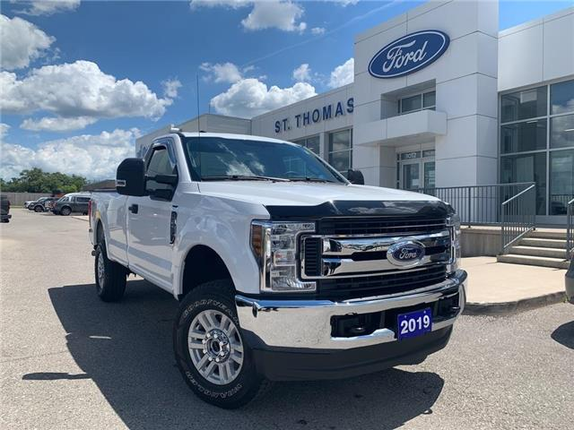 2019 Ford F-250 XLT (Stk: T0237A) in St. Thomas - Image 1 of 28