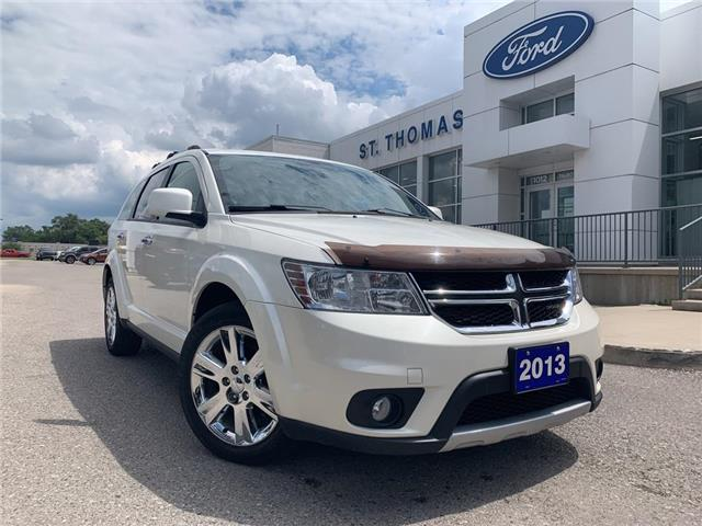 2013 Dodge Journey R/T (Stk: S0281A) in St. Thomas - Image 1 of 30