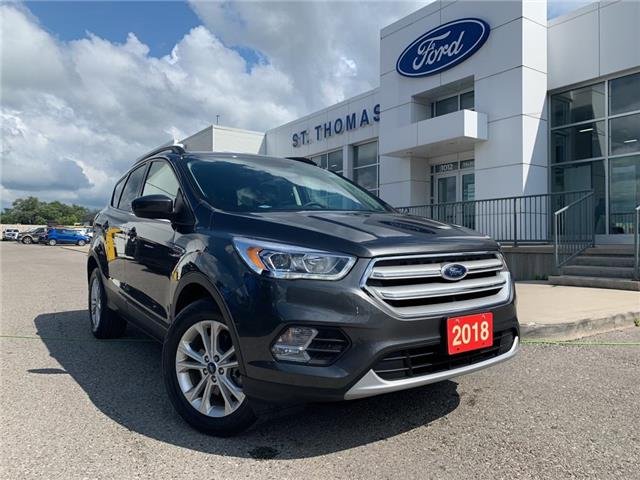 2018 Ford Escape SEL (Stk: L6975A) in St. Thomas - Image 1 of 26