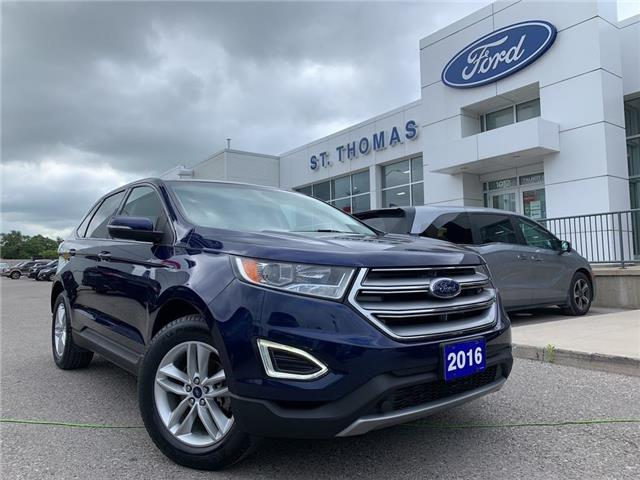 2016 Ford Edge SEL (Stk: T0145A) in St. Thomas - Image 1 of 26