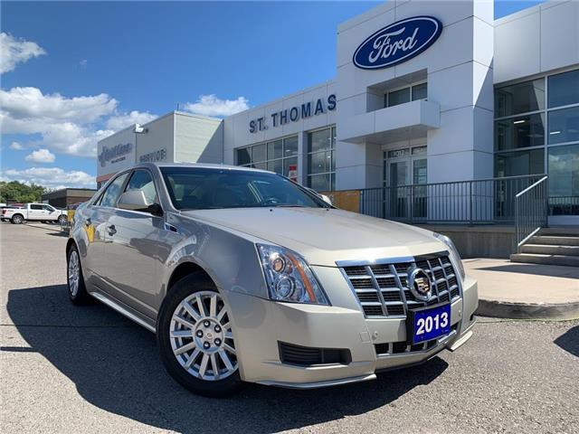 2013 Cadillac CTS Base (Stk: S0163B) in St. Thomas - Image 1 of 24