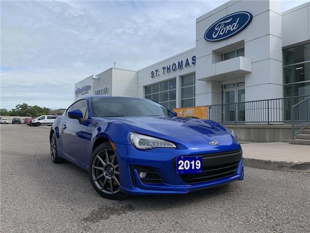 2019 Subaru BRZ Sport-tech RS (Stk: T0489A) in St. Thomas - Image 1 of 23