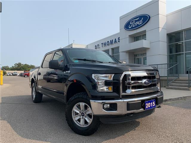 2015 Ford F-150 XLT (Stk: P6993A) in St. Thomas - Image 1 of 23