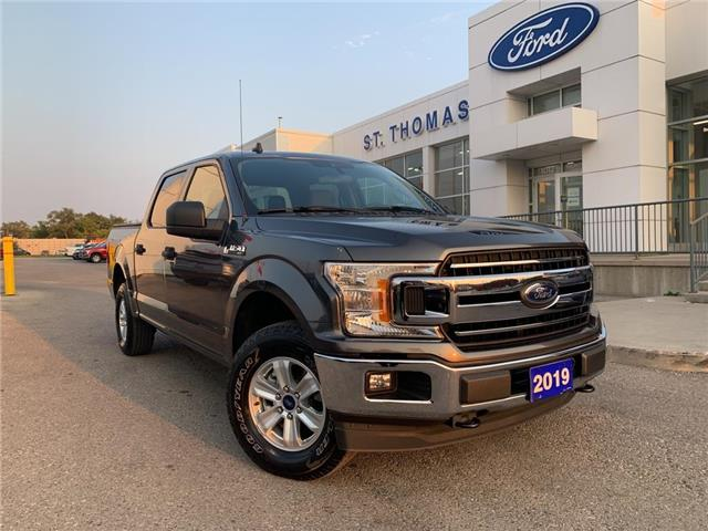 2019 Ford F-150 XLT (Stk: T0380B) in St. Thomas - Image 1 of 24