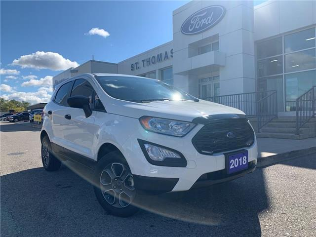 2018 Ford EcoSport S (Stk: P7004A) in St. Thomas - Image 1 of 23