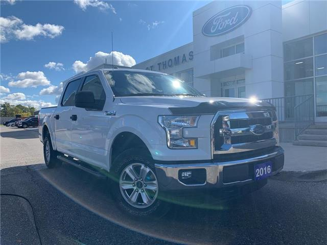 2016 Ford F-150 XLT (Stk: T0550A) in St. Thomas - Image 1 of 24