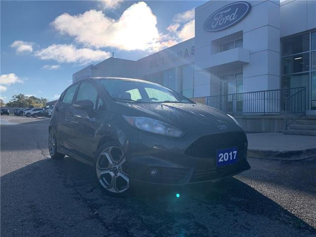 2017 Ford Fiesta ST (Stk: T0489B) in St. Thomas - Image 1 of 27