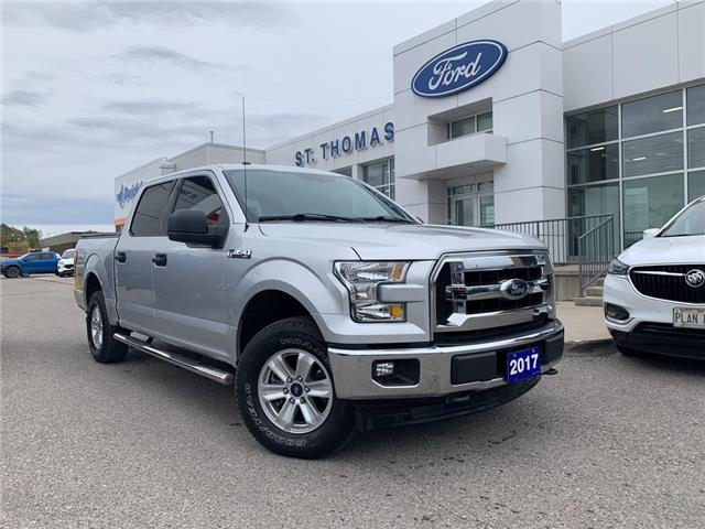 2017 Ford F-150 XLT (Stk: T0574A) in St. Thomas - Image 1 of 26