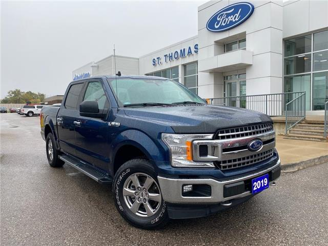 2019 Ford F-150 XLT (Stk: T0588A) in St. Thomas - Image 1 of 24
