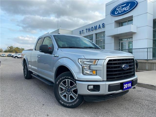 2016 Ford F-150 XLT (Stk: T0622A) in St. Thomas - Image 1 of 26