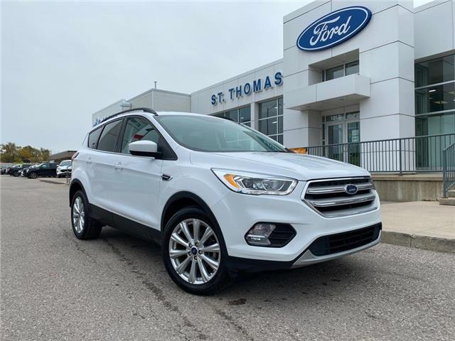 2019 Ford Escape SEL (Stk: P7014A) in St. Thomas - Image 1 of 27