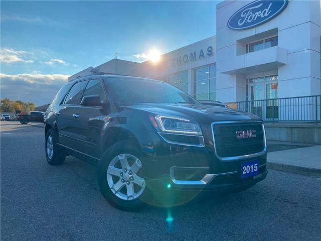2015 GMC Acadia SLE2 (Stk: T0587A) in St. Thomas - Image 1 of 29