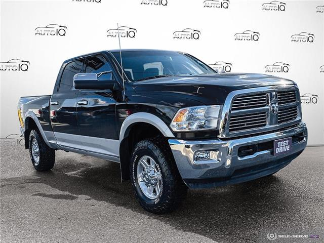 2012 RAM 2500 Laramie (Stk: T0463A) in St. Thomas - Image 1 of 26