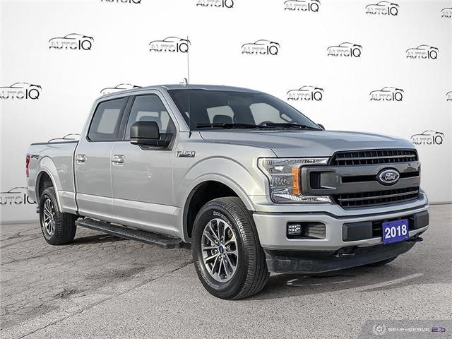 2018 Ford F-150 XLT (Stk: T0681A) in St. Thomas - Image 1 of 30