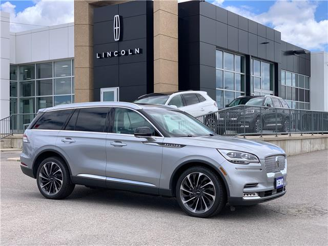 2020 Lincoln Aviator Reserve (Stk: S0033) in St. Thomas - Image 1 of 29
